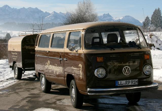 vw bus bulli von 1979 der k niglich bayerischen radl. Black Bedroom Furniture Sets. Home Design Ideas